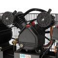 Компрессор 50 л, 3 кВт, 220 В, 10 атм, 500 л/мин, 2 цилиндра INTERTOOL PT-0016