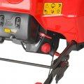 Снегоуборщик бензиновый, 4-х тактный двигатель 2.2 HP / 1,65 кВт, рабочая ширина 460 мм, с регулировкой направления выброса снега INTERTOOL SN-4000