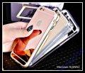 Чехол для iphone 6-(Красное золото)