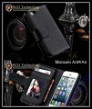 Кожаный чехол-бумажник для iphone 6+