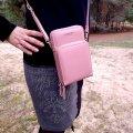Кошелек - мини сумочка клатч Baellerry Show You Пудровый