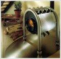 Отопительная печь Булерьян Тип-01 С Vancouver (со стеклом)