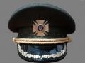 Форменная фуражка генерала МО Украины.