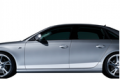 Накладки порогов ABT для Audi A4 (8K)