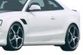 Накладки порогов Audi A5(8T) ABT, грунт