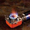 Портативная газовая плита k-202 горелка газовая, примус