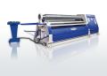 Three-roll hydraulic sheet benders