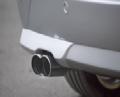 Спортивная задняя часть глушителя AC Schnitzer для BMW X3 E83