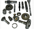 Accessories and spare parts differen