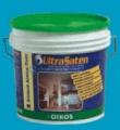 Акриловая эмаль для стен ULTRASATEN (Oikos)