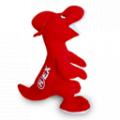 """Корпоративная игрушка Красный дракон """"REX"""""""