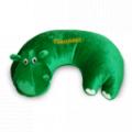 Подголовник Зеленый бегемотик