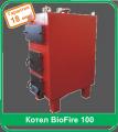 Котел твердотопливный BioFire100