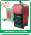 Твердотопливный котел BioFire150P