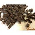 Ариба черные кусочки. Черный шоколад. Термостабильный
