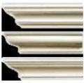 Карнизы потолочные полиуретановые Європласт
