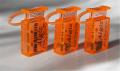 Индикаторная пломба Фаворит (Algiz оранжевый флюоресцентный)