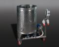 Открытый резервуар для смешивания и растворения сахара