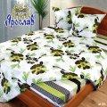 Комплект постельного белья сатин Люкс ТМ Ярослав, sl 55 двойной (175х215 см)