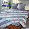 Комплект постельного белья сатин Люкс ТМ Ярослав, sl39a, двойной (175х215 см)