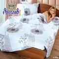 Комплект постельного белья сатин Люкс ТМ Ярослав, sl43a, двойной (175х215 см)