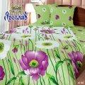 Комплект постельного белья сатин Люкс ТМ Ярослав, sl44, двойной (175х215 см)