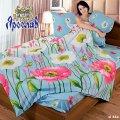 Комплект постельного белья сатин Люкс ТМ Ярослав, sl44a, двойной (175х215 см)