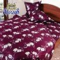 Комплект постельного белья сатин Люкс ТМ Ярослав, sl48, двойной (175х215 см)