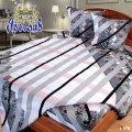 Комплект постельного белья сатин ТМ Ярослав, s 879, двойной (175х215 см)