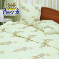 Комплект постельного белья - сатин ТМ Ярослав, s 564, евро (200х220 см)