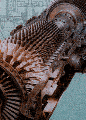 Газотурбинная установка ГТЭ-45-3М