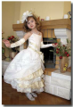 Детское платье для торжества Мелита