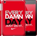 Чехол на iPad mini 3 Just do it 2 2737c-54