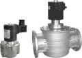 Клапан электромагнитный нормально открытый с ручным взводом M16/RMС N.A.
