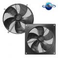 Осевой промышленный вентилятор Турбовент Сигма 350