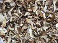 Cушеные белые грибы