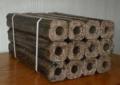 Топливные брикеты из опилок дуба (евродрова Пини Кей).