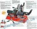 Машина для сварки встык пластмассовых труб от 40 до 160мм ровелд р 160 санилайн