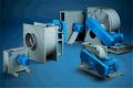 Industrial radial fan of average pressure Combifab