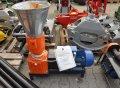 Оборудования для производства топливных гранул. Гранулятор(Польша)250 кг\час.