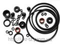 Кольца резиновые круглого сечения 004-007-19