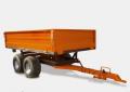 Прицеп на трактор 22-25 л.с (2 тонны)