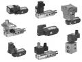 Распределительный электромагнитный клапан прямого/непрямого действия для управления пневмоприводами с NAMUR интерфейсом 3/2-5/2