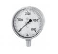 Манометр с трубчатой пружиной (серия для измерений высокого давления, класс 1.0/класс 0.6) 222.30, 322.30
