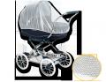 Москитная сетка для детских колясок из фатина универсальная
