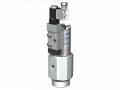 Седельчатый клапан на высокое давление PCD 10