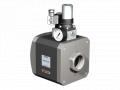 Клапан с пневмоприводом HPB-S 50