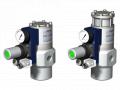 Клапан с пневмоприводом HPP-1 / HPP-2 15 PC