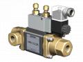 3/2 ходовый коаксиальный клапан с пневмоприводом VMK 10 DR
