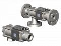 3/2 ходовый коаксиальный клапан с пневмоприводом VMK / VFK 50 DR